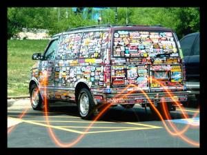 Бизнес идея: Изготовление наклеек на авто