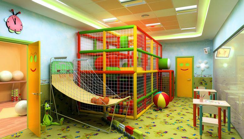 Где находится детские центры