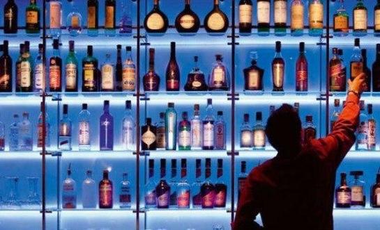 Доставка алкоголя ночью как бизнес