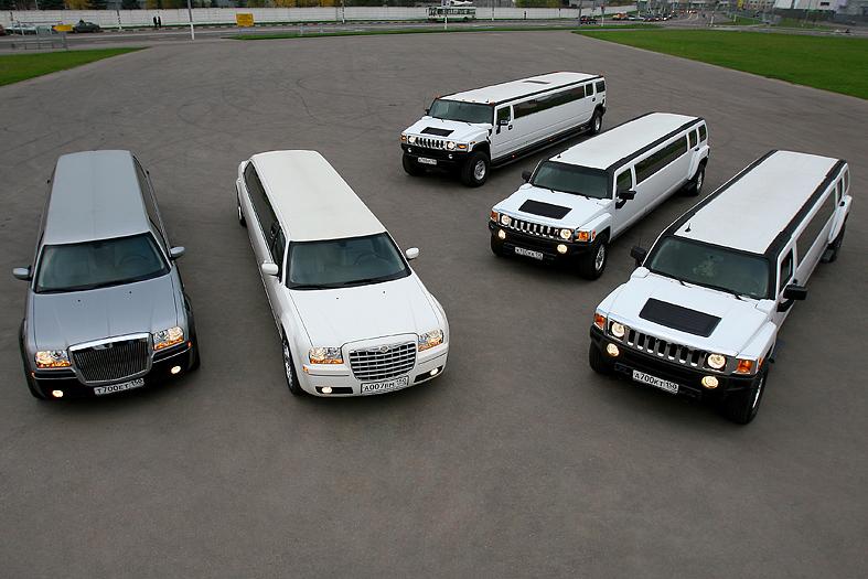 Аренда лимузинов как бизнес