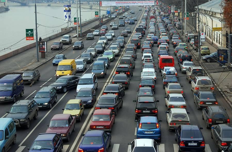 Бизнес на автомобильных пробках