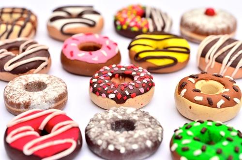 Сладкая бизнес-идея по производству пончиков.