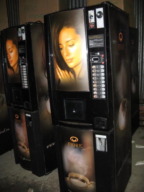 Пример кофейного автомата