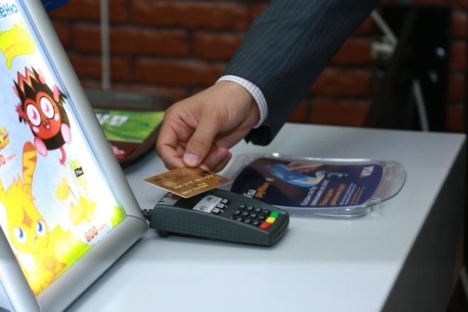 Картой можно расплатиться практически в любом магазине