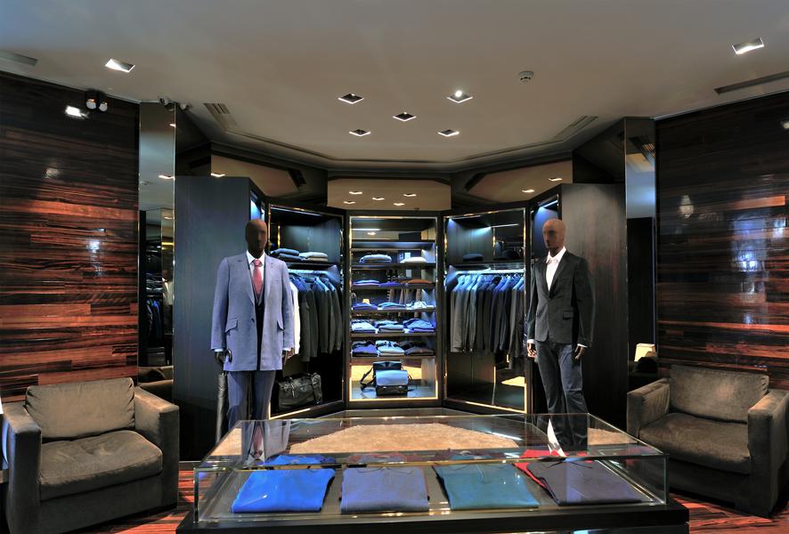 Продажа классической мужской одежды как бизнес