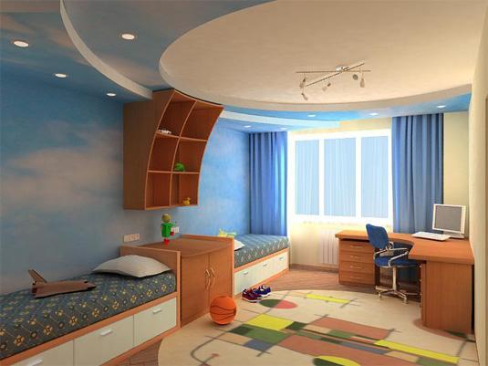 Как заработать на дизайне интерьера детской комнаты